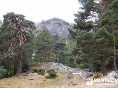 Espacio Natural Sierra de Urbión - Laguna Negra; senderismo en tenerife